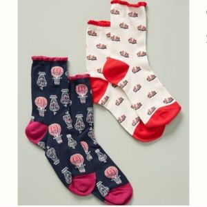 Anthropologie Socks